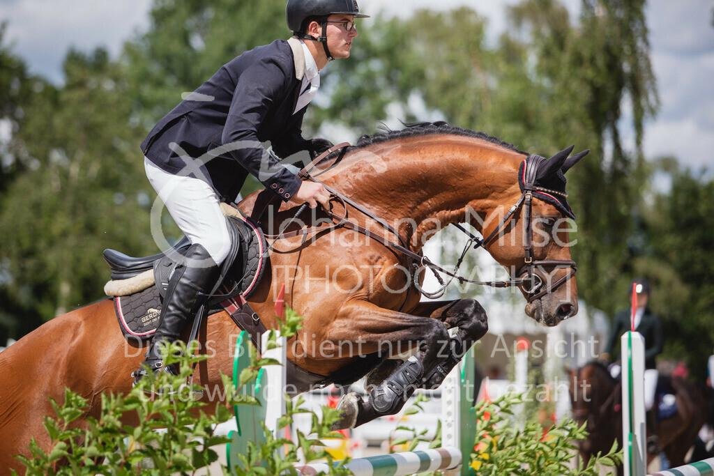 200726_Wohlde_M2-Springen-112 | Late Entry Wohlde Pedersen Sporthorses 26.07.2020 Springprüfung Kl. M** 7jährig + ält. Pferde