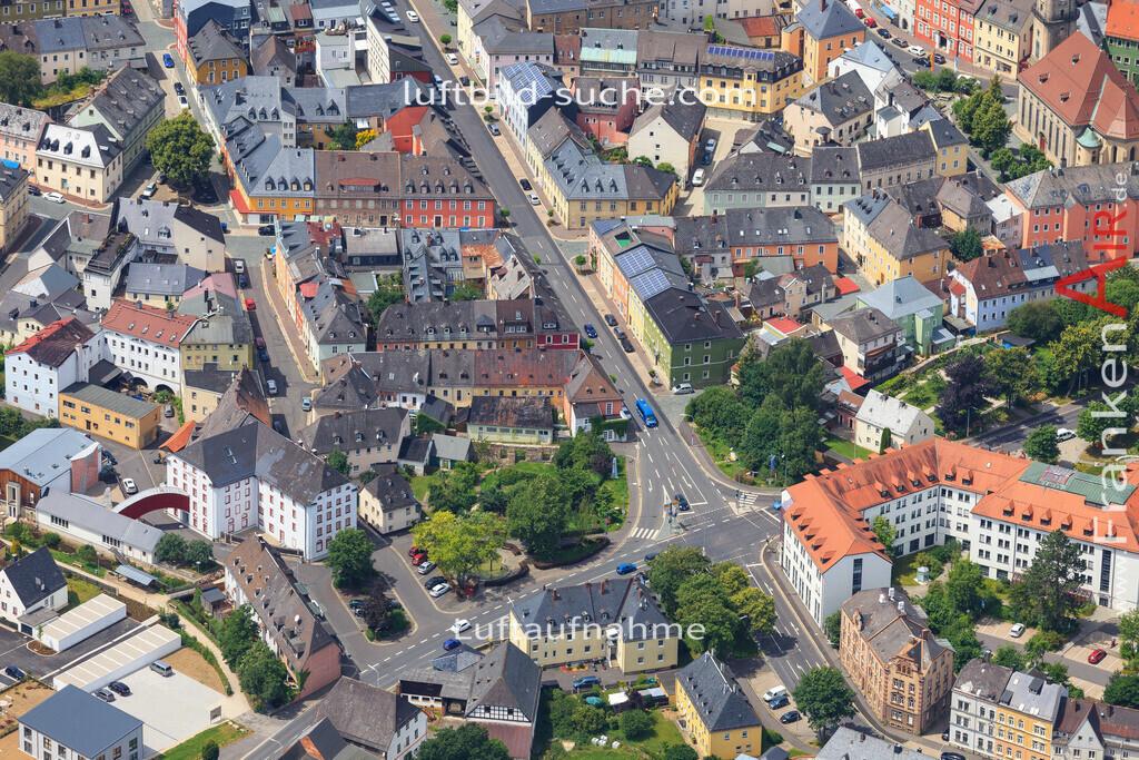 luftbild-wunsiedel-2016-7146 | Luftbild von  Wunsiedel - Luftaufnahme wurde 2016 von https://frankenair.de mittels Flugzeug (keine Drohne) erstellt - die Geschenkidee
