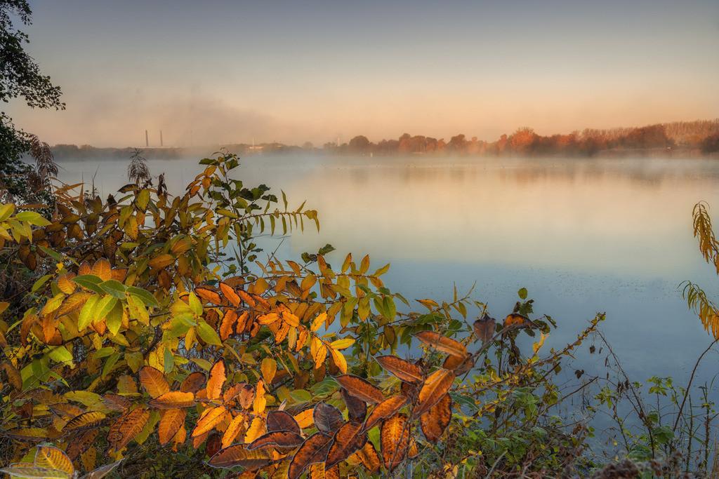 Herbstmorgen am Alersee