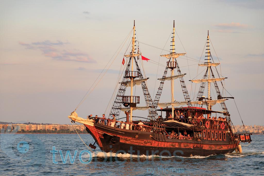 Schiffsrundfahrten in Thessaloniki | Thessaloniki