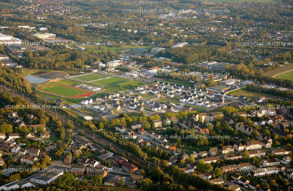 RE11101663 | Wohngebiet, Baugebiet Maybacher Heide,  Recklinghausen, Ruhrgebiet, Nordrhein-Westfalen, Deutschland, Europa