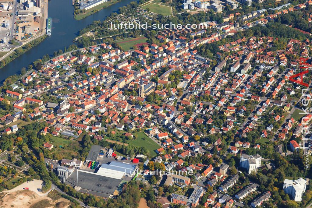 luftbild-bischberg-2015-5690 | Luftbild von  Bischberg - Luftaufnahme wurde 2015 von https://frankenair.de mittels Flugzeug (keine Drohne) erstellt - die Geschenkidee