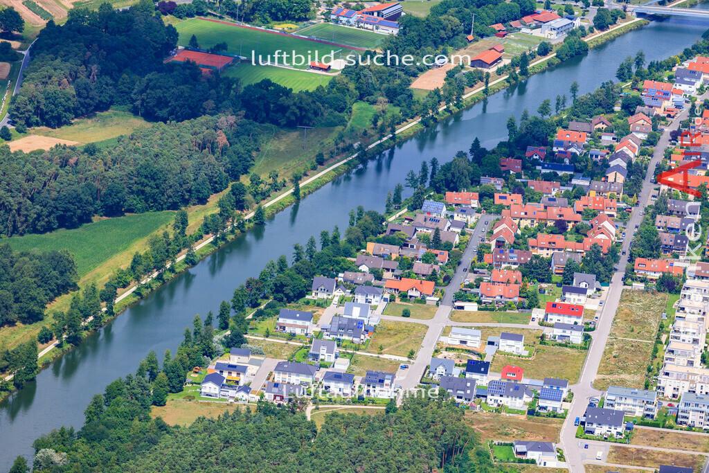 luftbild-moehrendorf-17-4862 | Luftbild von  Moehrendorf - Luftaufnahme wurde 2017 von https://frankenair.de mittels Flugzeug (keine Drohne) erstellt - die Geschenkidee