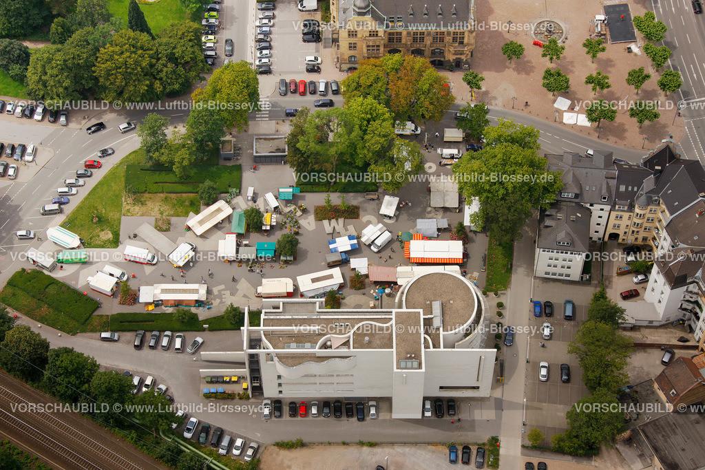 RE11070393 | Wochenmarkt am Samstag, Dr.-Helene-Kuhlmann-Parks in Recklinghausen, zwischen Augenklinik und Rathaus,  Recklinghausen, Ruhrgebiet, Nordrhein-Westfalen, Germany, Europa