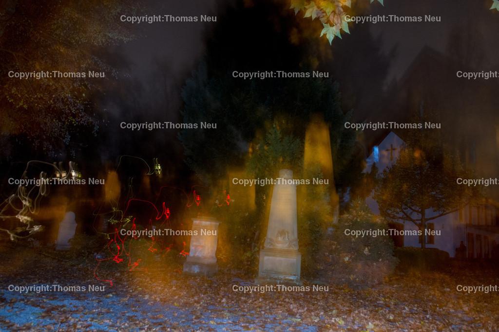 Friedhof-8 | Bensheim,Friedhof Mitte, Bergstrasse bei Nacht, ,, Bild: Thomas Neu