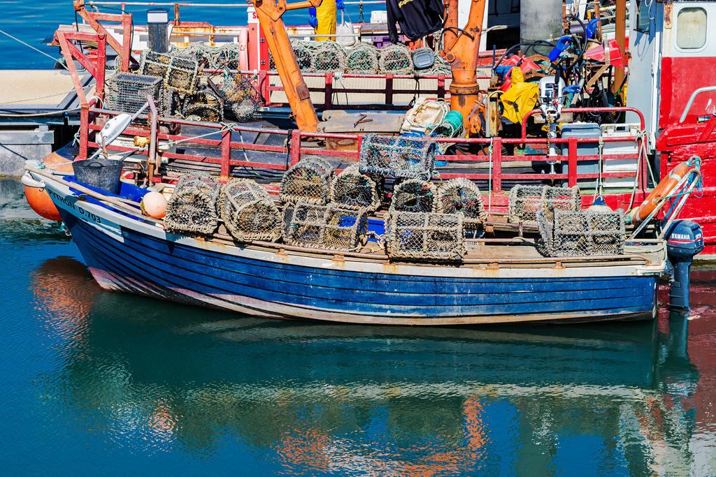 Ireland-Howth Harbour