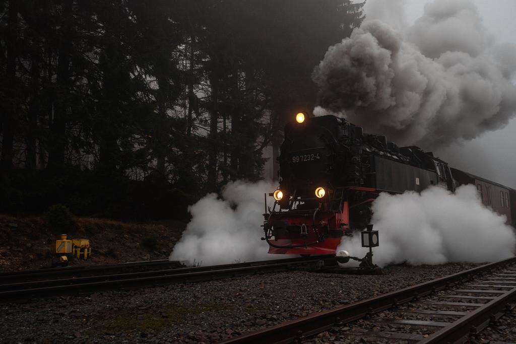 Dampflok 34