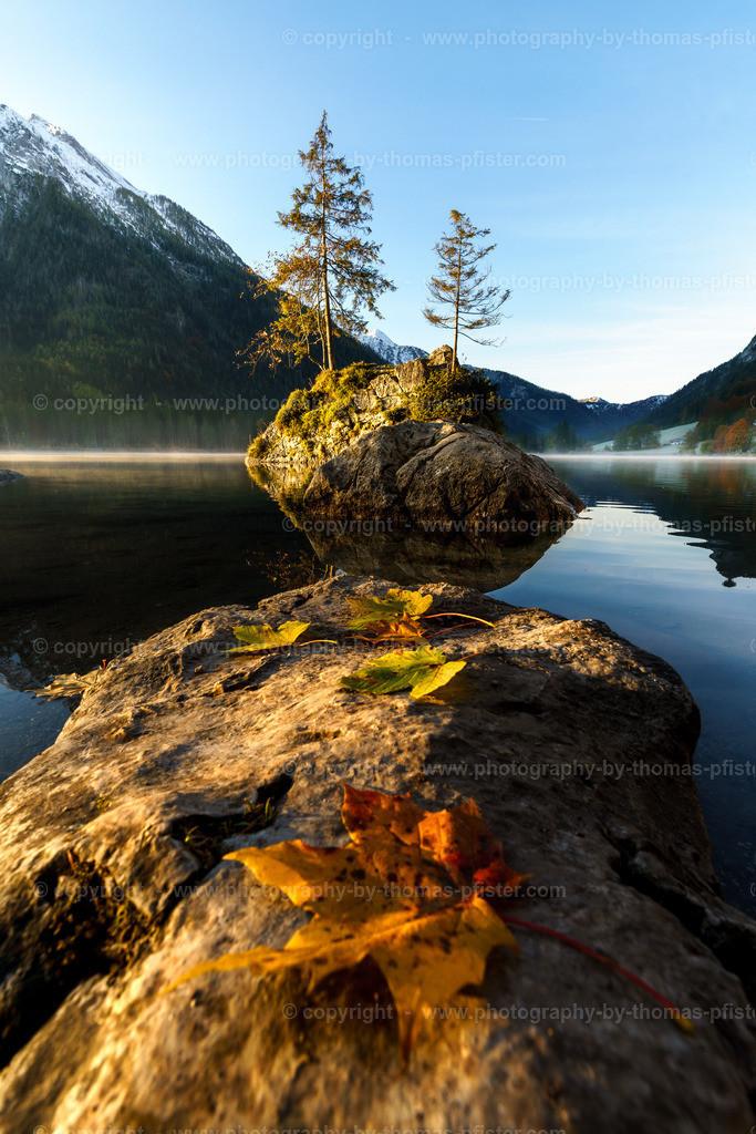 Hintersee Berchtesgaden im Herbst-2