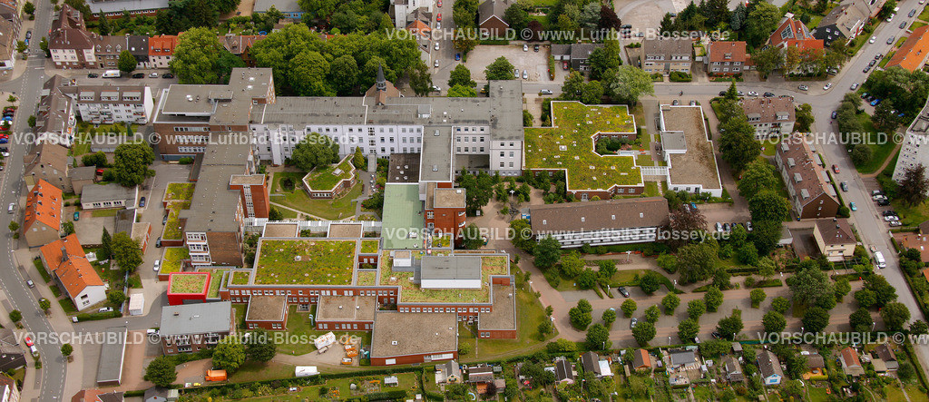 RE11070584 | Hospiz zum Heiligen Franziskus, Elisabeth Krankenhaus ,  Recklinghausen, Ruhrgebiet, Nordrhein-Westfalen, Germany, Europa