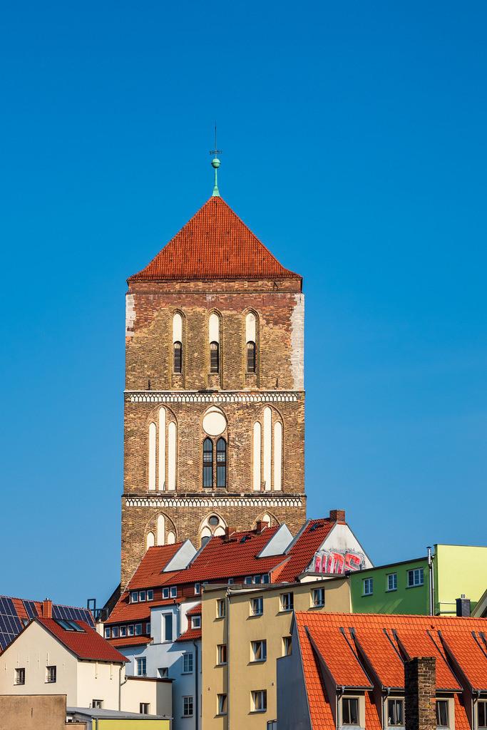 rk_05271 | Blick auf die Östliche Altstadt von Rostock.