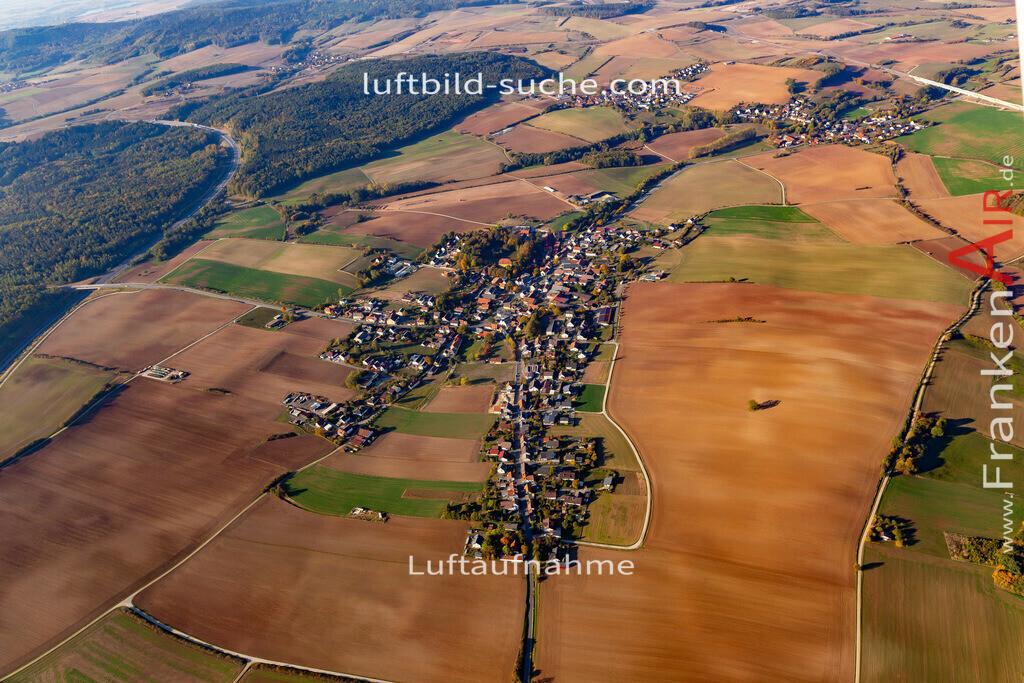buch-am-forst-lichtenfels-18-692 | aktuelles Luftbild von Buch-am-forst Lichtenfels - Luftaufnahme wurde 2018 von https://frankenair.de mittels Flugzeug (keine Drohne) erstellt.