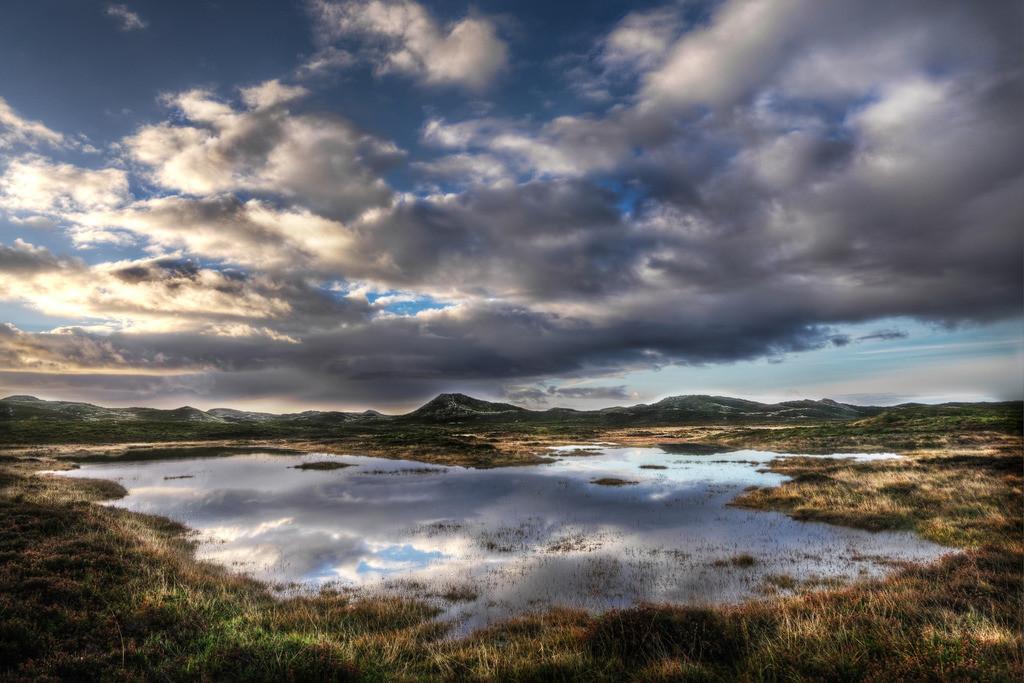 Lagune auf Sylt | Dünensee in den großen Dünen bei List auf Sylt, Landschaftsfotografie,