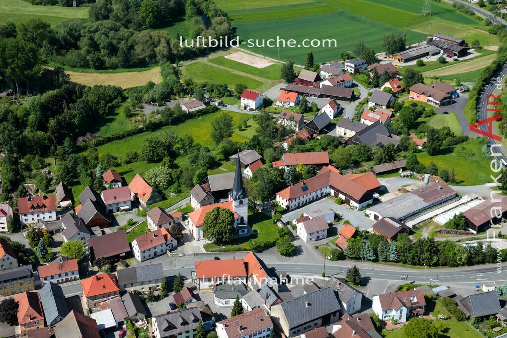 melkendorf-kulmbach-2009-1194 | Luftbild von Melkendorf Kulmbach - Luftaufnahme wurde 2009 von https://frankenair.de mittels Flugzeug (keine Drohne) erstellt - die Geschenkidee