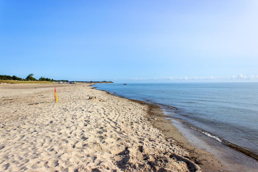 Schubystrand im Sommer | Sandstrand in Schubystrand im Sommer