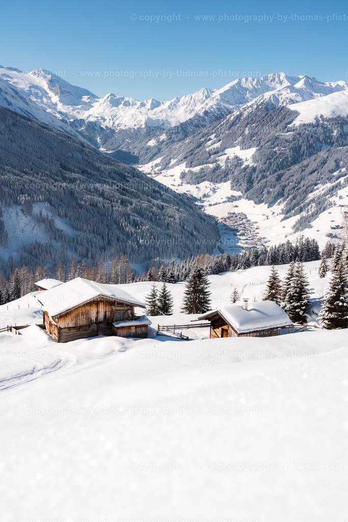 Hütte in den Tuxer Alpen-3