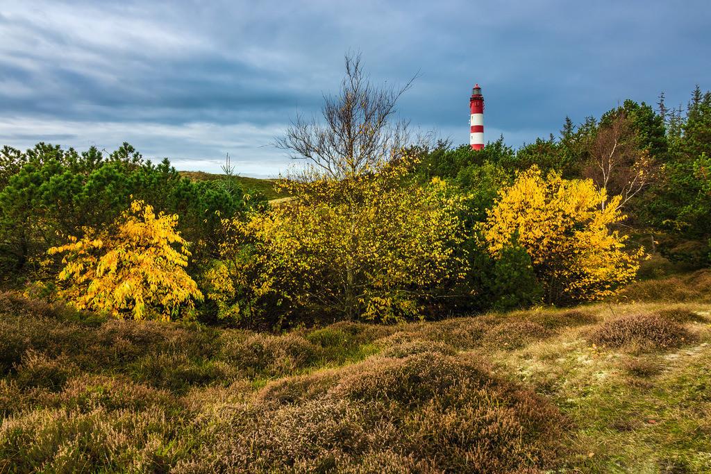 Leuchtturm in Wittdün auf der Insel Amrum | Leuchtturm in Wittdün auf der Insel Amrum.