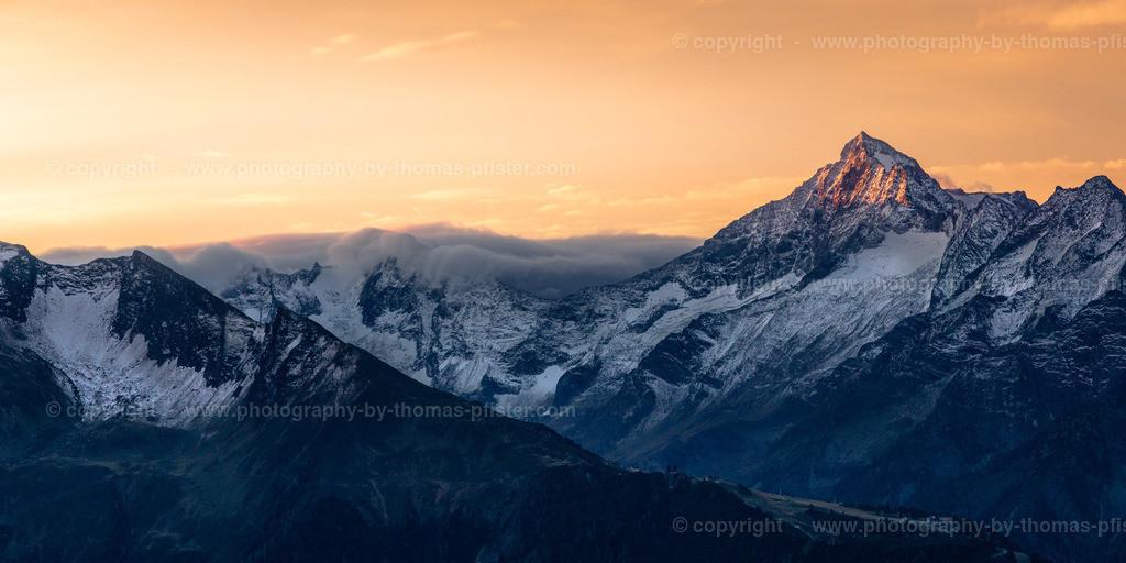 Großer Löffler Zillertaler Alpen