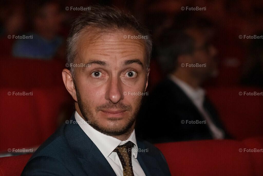 Verleihung der Urania-Medaillie   Laudator Jan Böhmermann