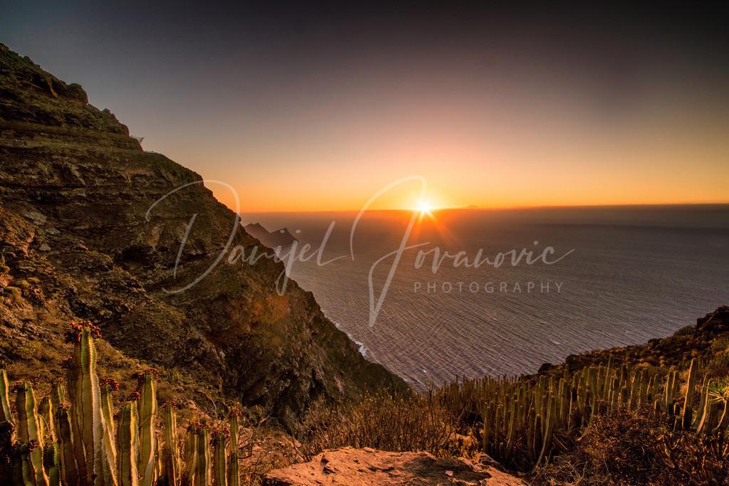 Anden Verde | Sonnenuntergang an der Westküste