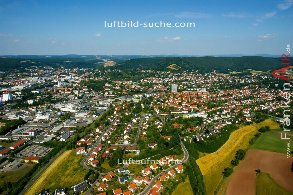luftaufnahme-kulmbach-2008-456 | Luftbild von  Kulmbach - Luftaufnahme wurde 2008 von https://frankenair.de mittels Flugzeug (keine Drohne) erstellt - die Geschenkidee