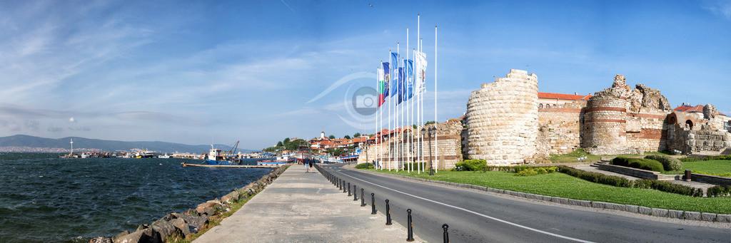 Bulgarien_ Nessebar Hafen