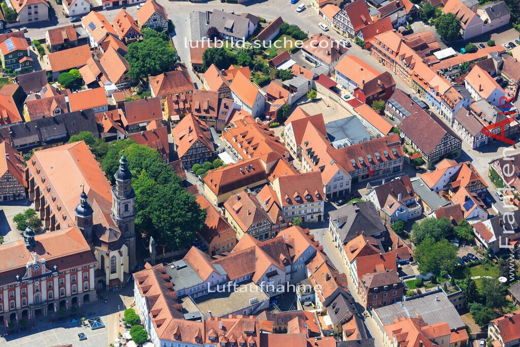 pastoriusstrasse-bad-windsheim-2015-52 | Luftbild von Pastoriusstrasse Bad-windsheim - Luftaufnahme wurde 2015 von https://frankenair.de mittels Flugzeug (keine Drohne) erstellt - die Geschenkidee