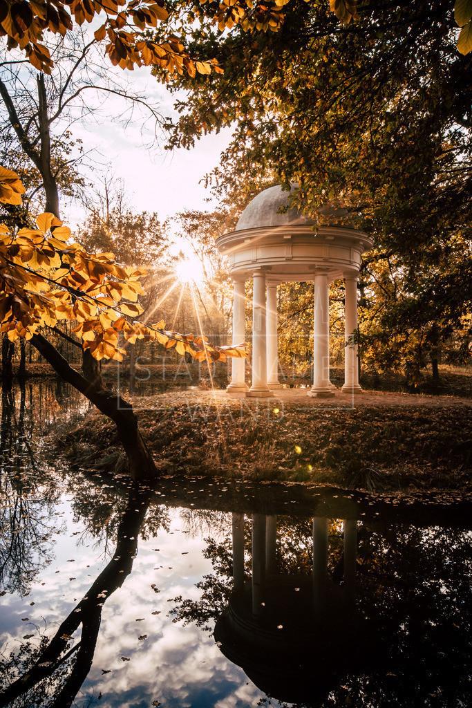 Leipzig Schlosspark Lützschena (2)