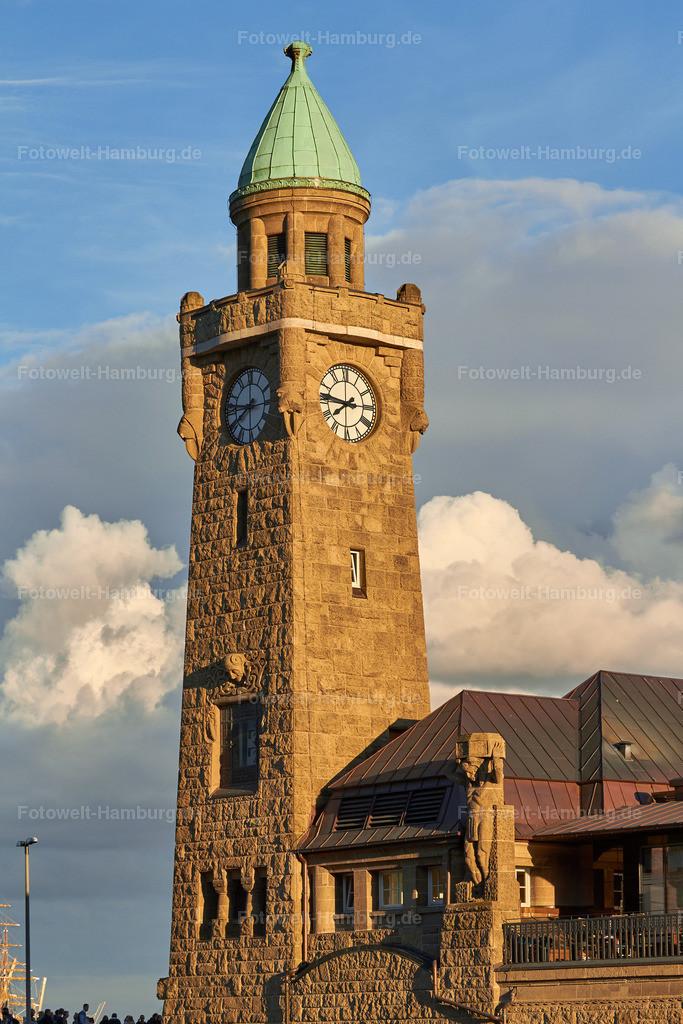 11941026 - Pegelturm an den Landungsbrücken