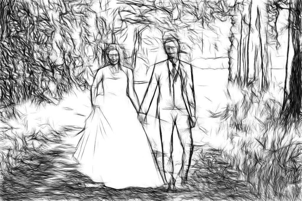 Brautpaar 3 Bild 013