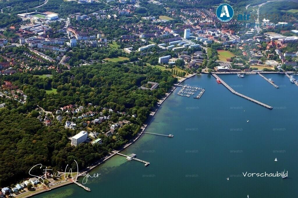 Kiel, Düsternbrook, Kiellinie, Sporthafen Wik, Tirpitzmole | Kiel, Düsternbrook, Kiellinie, Sporthafen Wik, Tirpitzmole • max. 6240 x 4160 pix