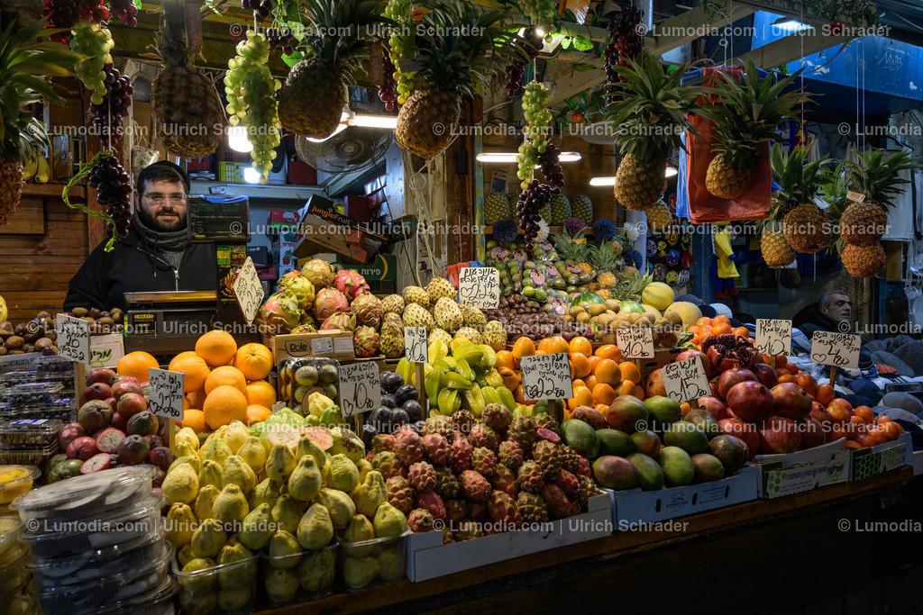 10972-10058 - Markt in Jerusalem