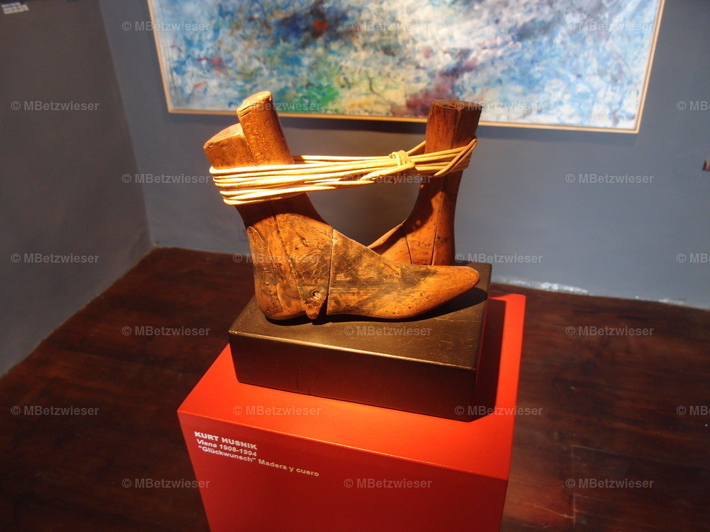 P5185888 | Kunst im Inselmuseum La Palma