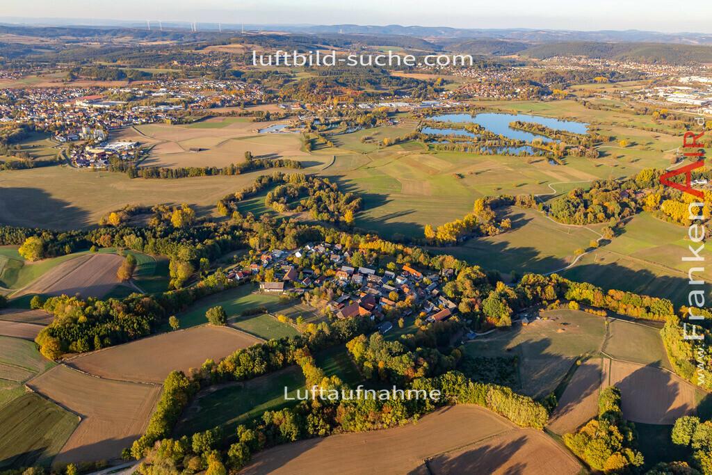 frankenberg-kulmbach-18-353 | aktuelles Luftbild von Frankenberg Kulmbach - Luftaufnahme wurde 2018 von https://frankenair.de mittels Flugzeug (keine Drohne) erstellt.