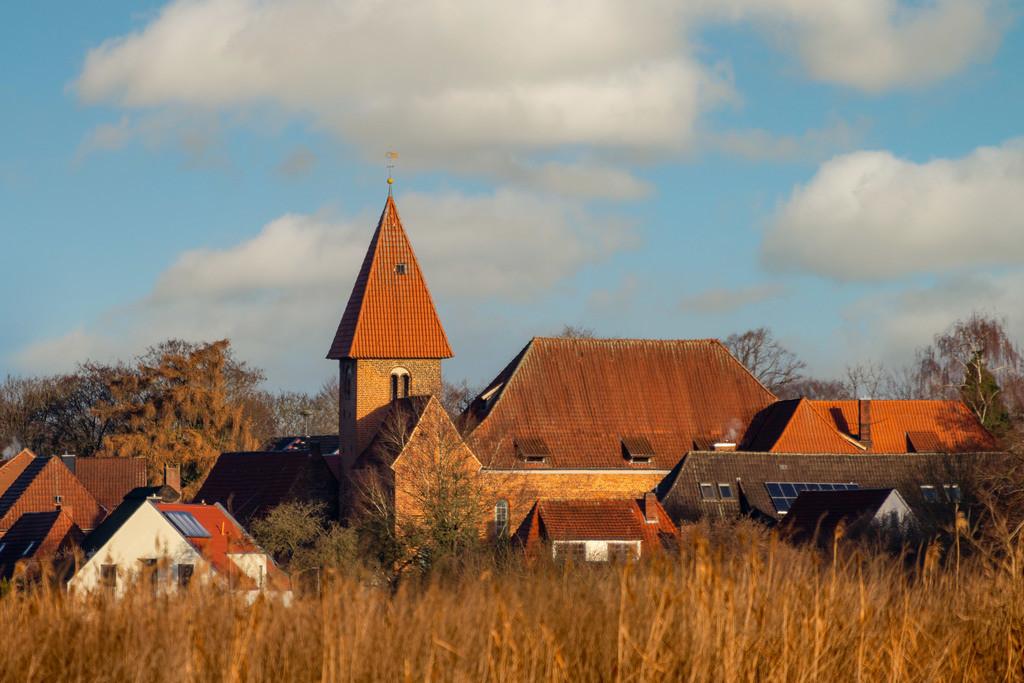 Klosterkirche St. Marien   Die St. Marien Klosterkirche.