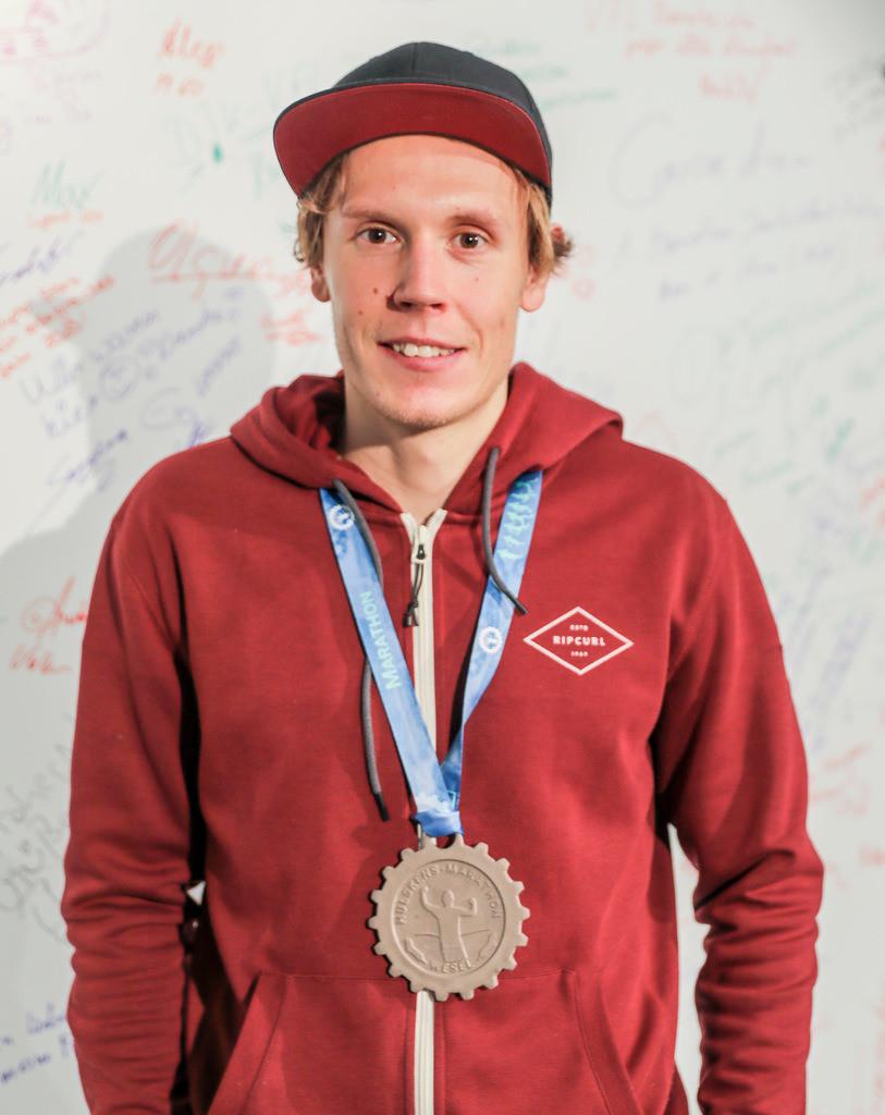 20200105 Bild 135 | Tagesschnellster: Sascha Hubbert vom Triathlon -Team Rheinberg