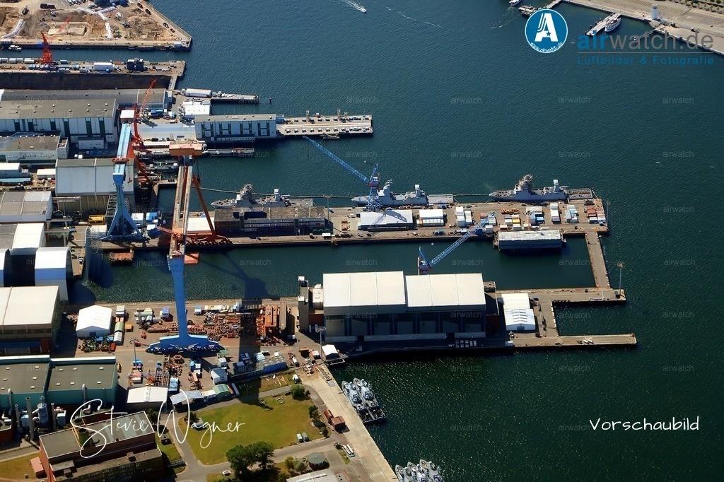 Kiel-Ellerbek, German Naval Yards, Ellerbek    Kiel-Ellerbek, German Naval Yards, Ellerbek