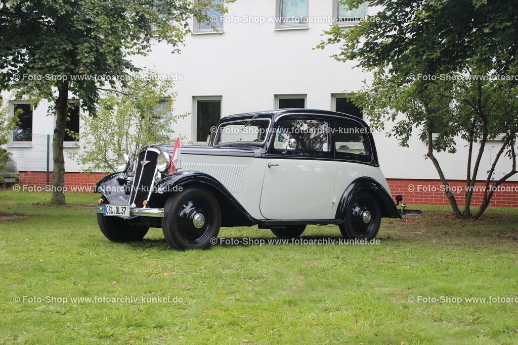 Hanomag Garant Typ 11/36 Limousine 2 Türen, 1937 (1936-1938) | Hanomag Garant Typ 11/36 Limousine 2 Türen, Schwarz-Grau, Kleinwagen, Baujahr: 1937, Bauzeit: 1936-1938, Hersteller: Hannoversche Maschinenbau AG, Hannover, Deutschland, Deuitsches Reich