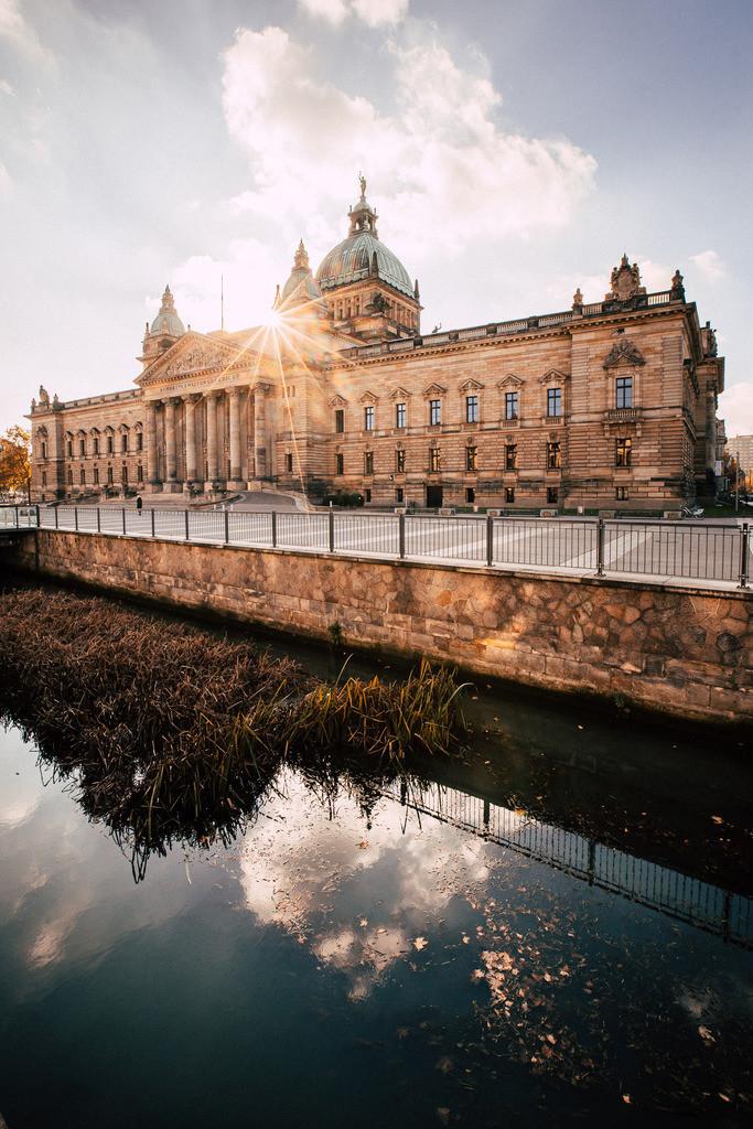 Leipzig Bundesverwaltungsgericht Herbst