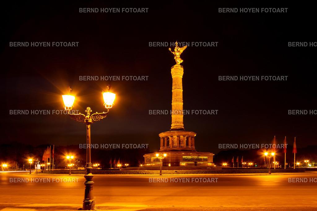big star | Foto der Siegessäule in Berlin, Deutschland. | Photo of the Victory Column in Berlin, Germany.