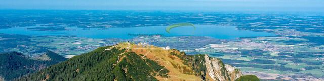 luftbild-hochfelln-bruno-kapeller-02 | Luftaufnahme vom Hochfelln 1674m
