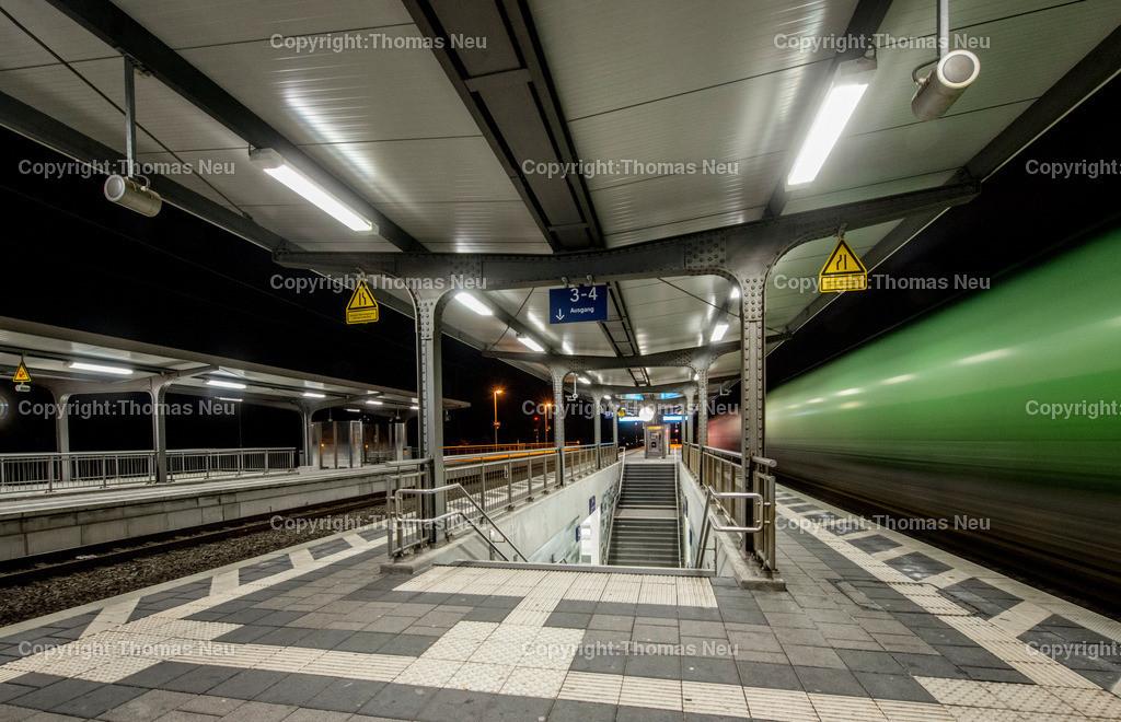 Bahnhof-60 | Bensheim,Bergstrasse bei nacht, Bensheim Bahnhof, ,, Bild: Thomas Neu
