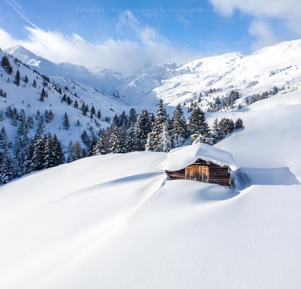 Tux Winterlandschaften-1