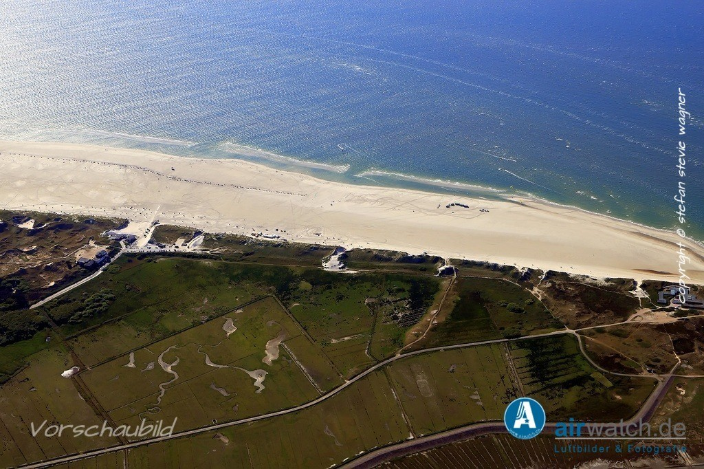 Luftbild, Nordsee, Amrum, Naturzentrum Amrum, Surf- und Segelschule Amrum | Luftbild, Nordsee, Amrum, Naturzentrum Amrum, Surf- und Segelschule Amrum