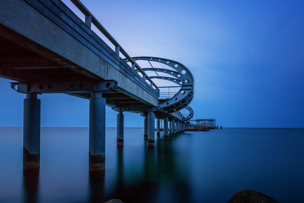 Seebrücke Kellenhusen | Die Seebrücke Kellenhusen