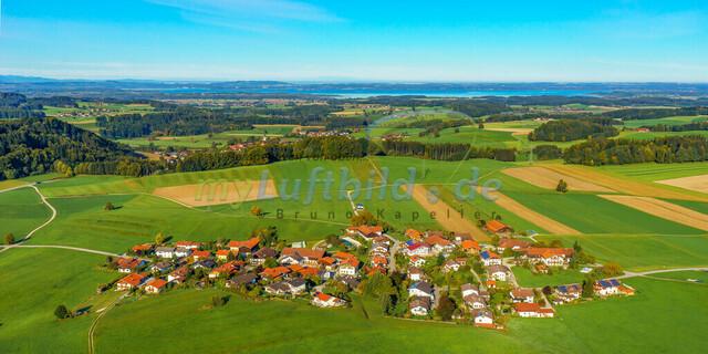 luftbild-wimpasing-bruno-kapeller-02 | Luftaufnahme von Wimpasing im Herbst 2015