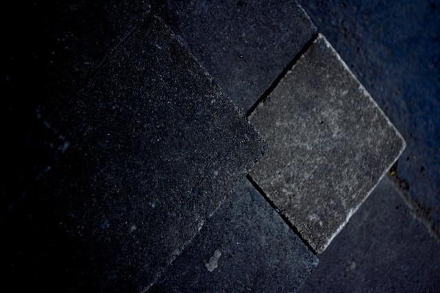 Der Steinbutt | Eine kleine Treppe
