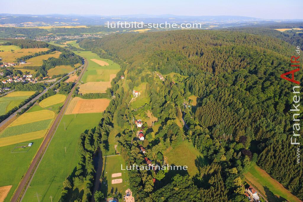 kulmbach-2015-1790 | Luftbild von  Kulmbach - Luftaufnahme wurde 2015 von https://frankenair.de mittels Flugzeug (keine Drohne) erstellt - die Geschenkidee