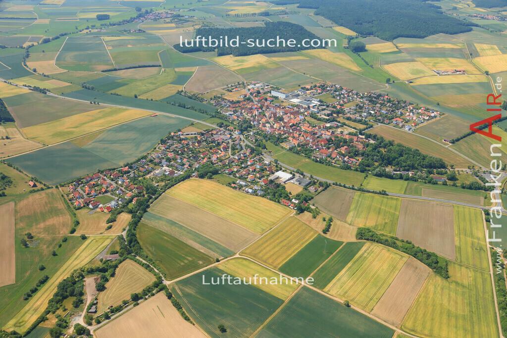 luftbild-sugenheim-2015-4682 | Luftbild von  Sugenheim - Luftaufnahme wurde 2015 von https://frankenair.de mittels Flugzeug (keine Drohne) erstellt - die Geschenkidee