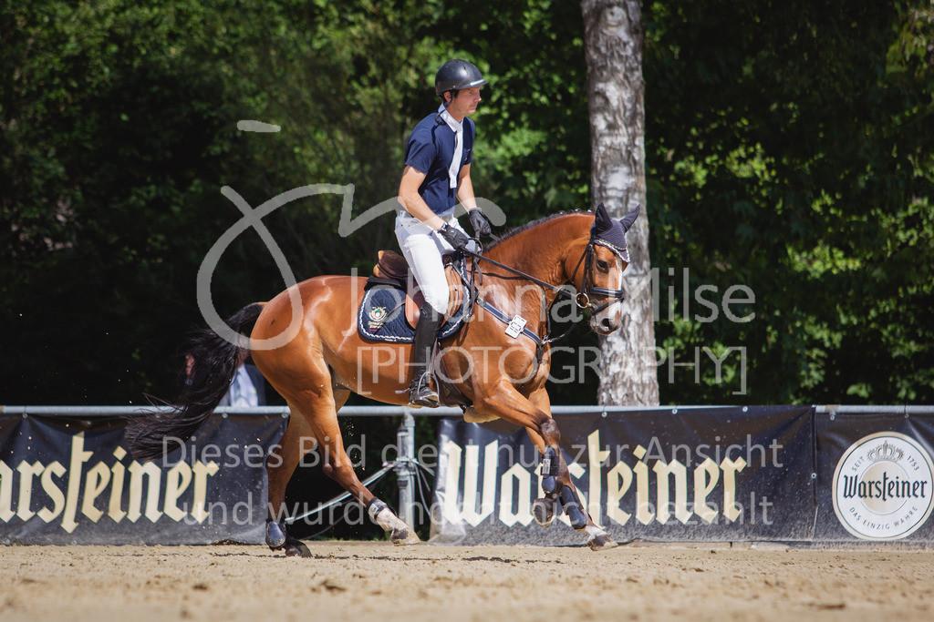 200819_Delbrück_Sprpf-A_1_2-062 | Delbrück Masters 2020 Springpferdeprüfung Kl. A* 4jährige Pferde