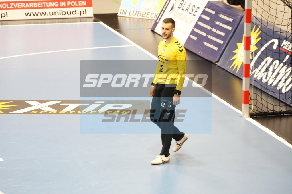 TUS N. Lübbecke - VFL Gummersbach | Diogo Valerio - © by K-Media-Sports / Sportfoto-Sale.de
